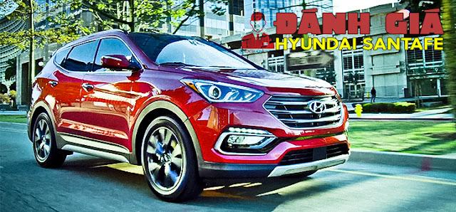 Đánh giá Hyundai SantaFe 2018 ảnh 1