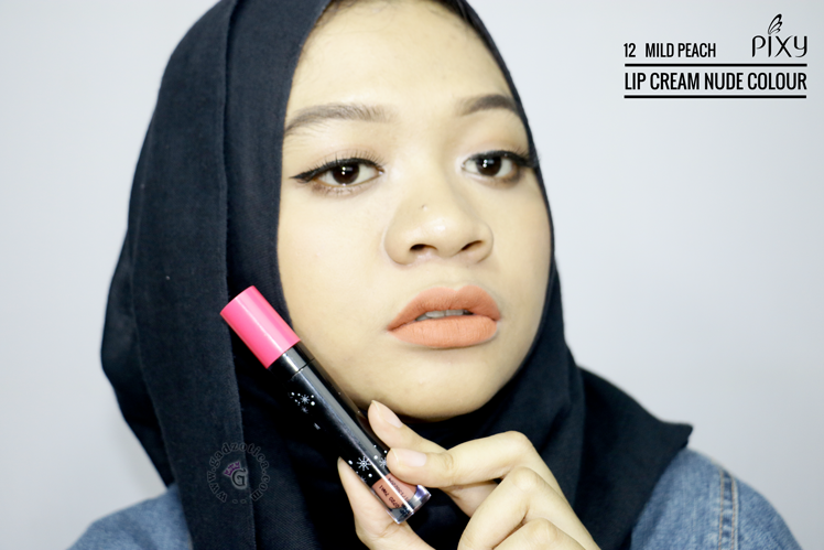 Pixy Lip Cream Nude 12 Mild Peach