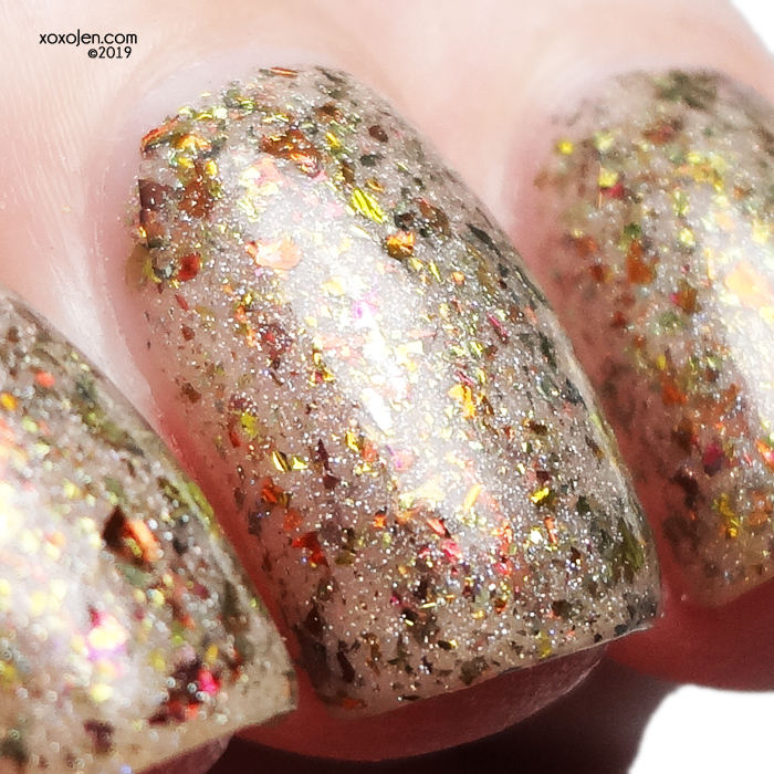 xoxoJen's swatch of Rogue Lacquer Alum Bay