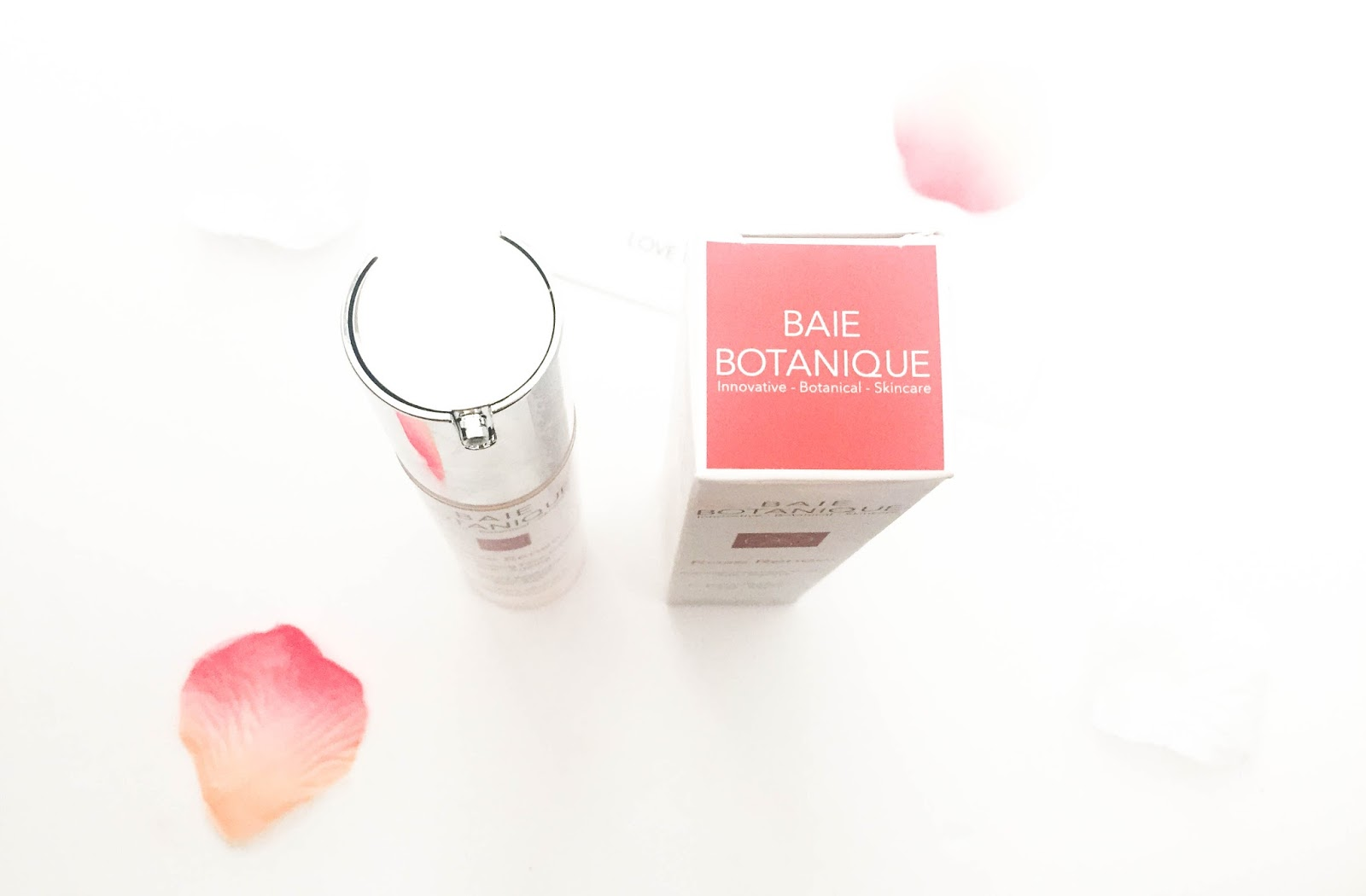 Baie Botanique Rose Renew Regenerating Face Cream Review
