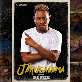 Master KG - Jerusalema Remix (Feat. Nomcebo & Dj Vado Poster) 2020