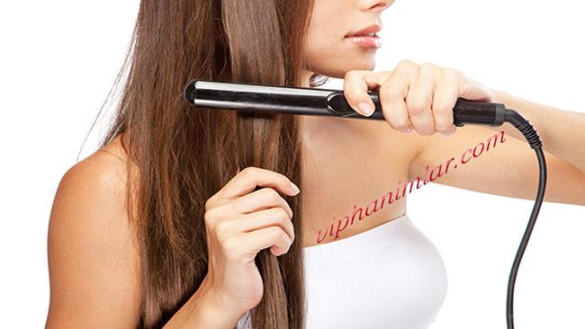 Saçları Düzleştirmek İçin Doğal Çözümler