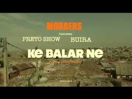 Ké Balar Né - Preto Show & Biura (MOBBERS)