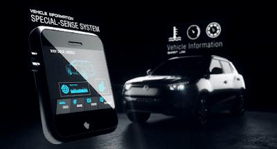 Η SsangYong συνεργάζεται με την LG U+ και την Tech Mahindra για να κατασκευάσει το αυτοκίνητο του μέλλοντος