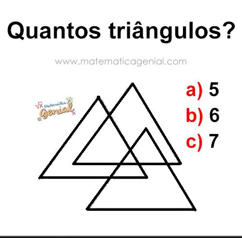Desafio: Quantos triângulos?