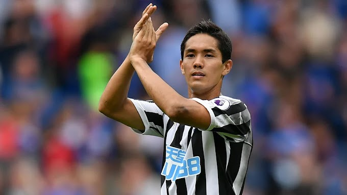 Muto should start for Newcastle against Leicester
