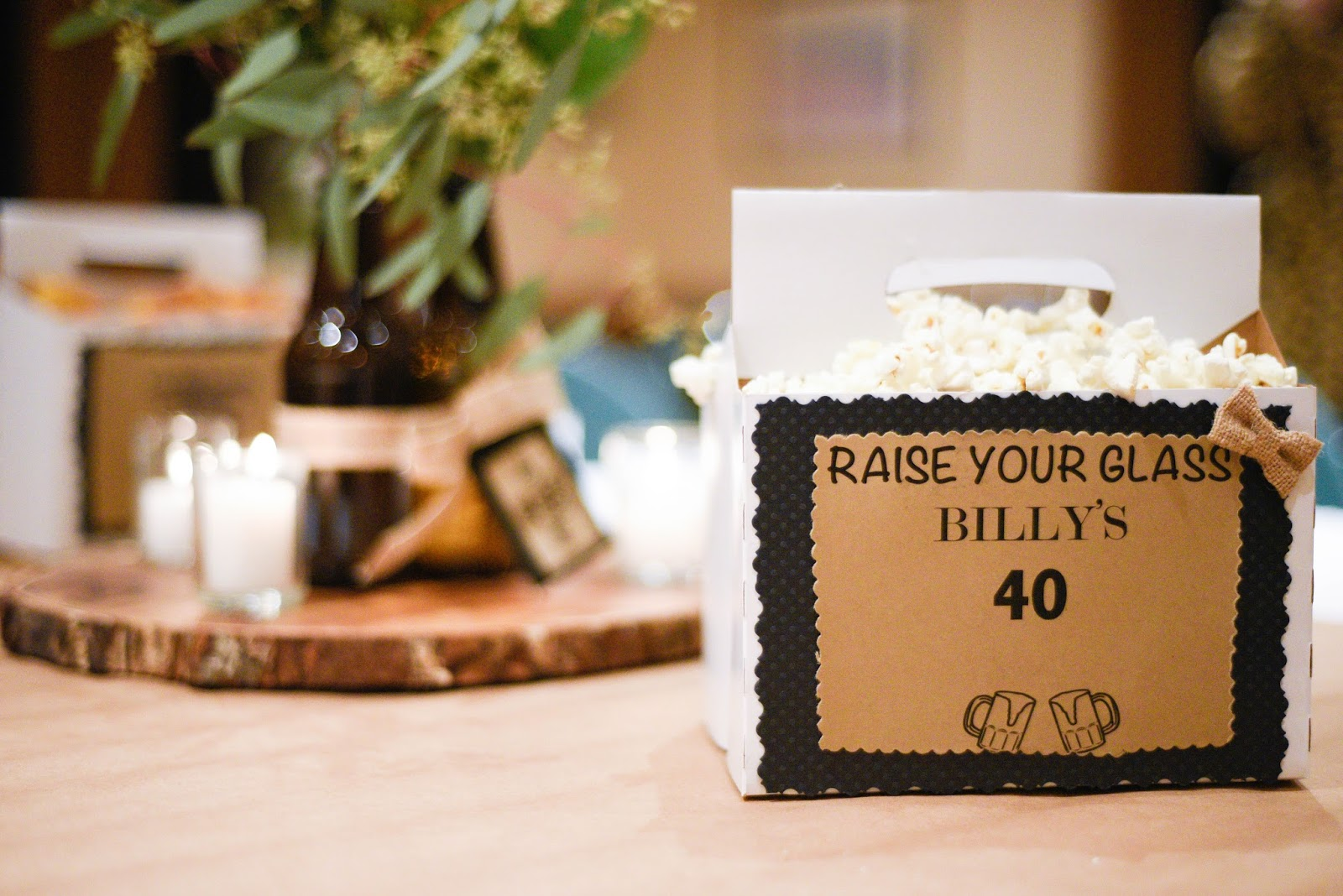 40th Birthday Party Ideas For Him Home With Keki