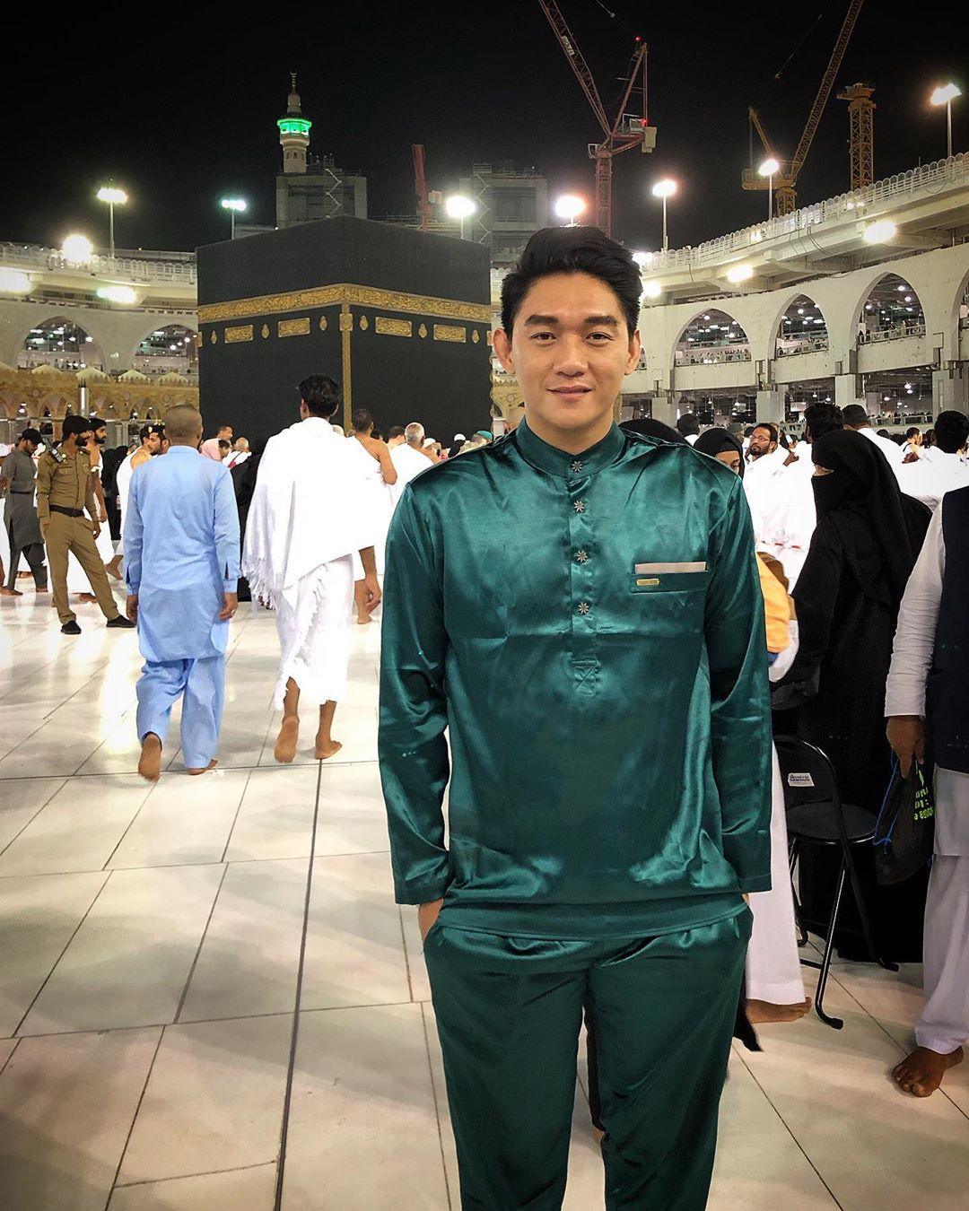 Cerita Ajaib Ifan 'Seventeen' Jadi Imam Sholat di Mekkah
