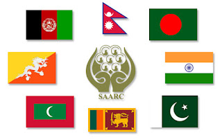 Important information on SAARC
