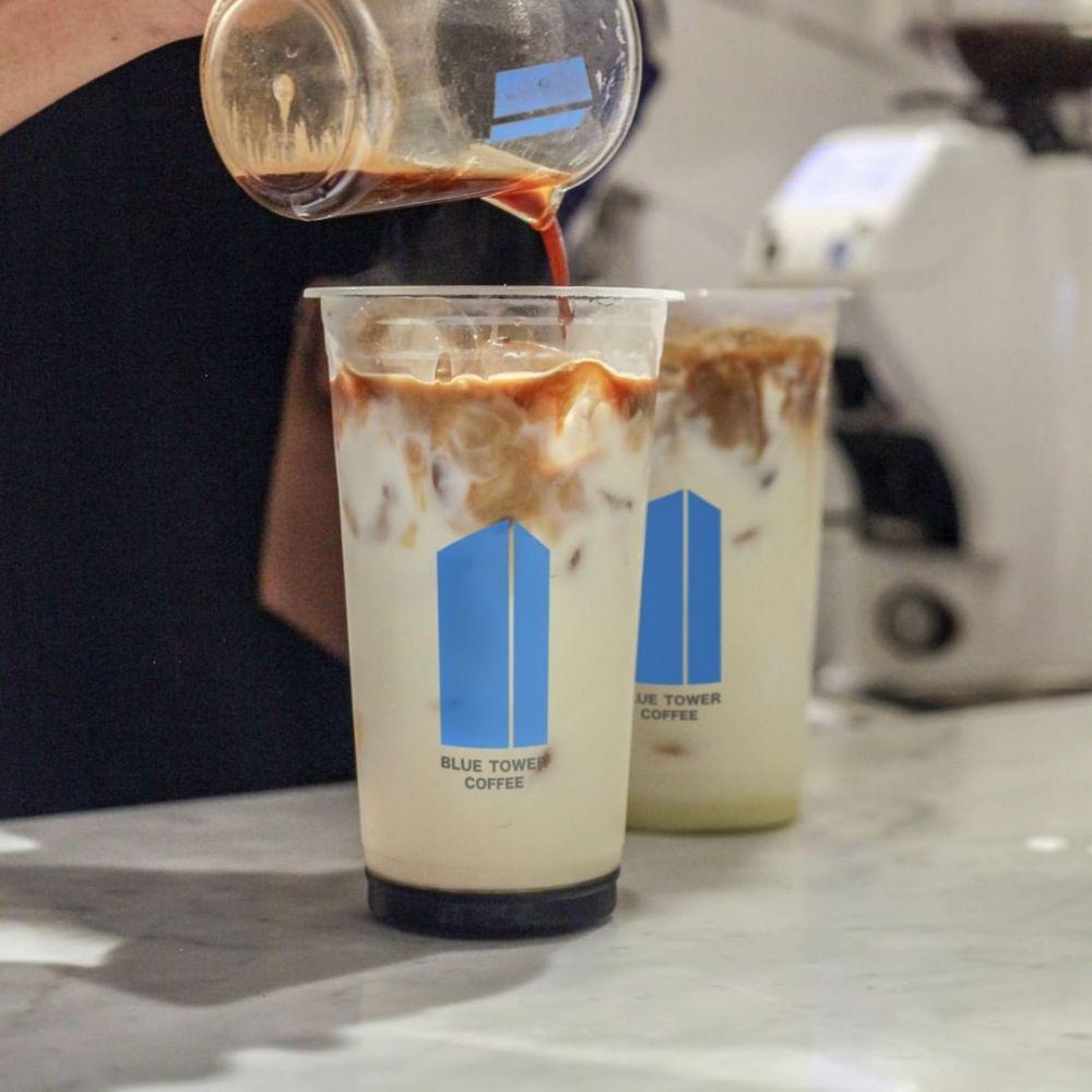 Resep Cara Membuat Es kopi gula merah