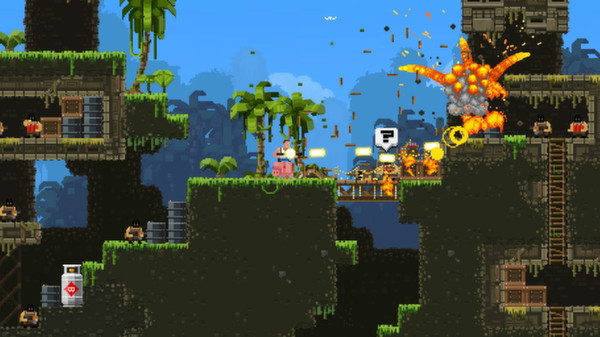 Broforce PC Free Download Screenshot 3