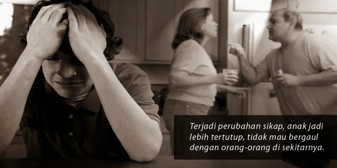 Profat Semarang Perilaku Orang Tua Yang Berbahaya Terhadap
