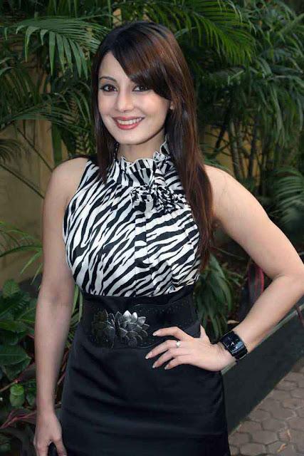 Punjabi Actress Minissha Lamba