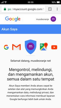 27+ Cara Cepat Buat Akun Gmail mudah