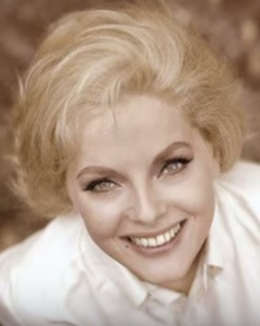 Hollywood studio bosses wanted Virna Lisi  to become the new Marilyn
