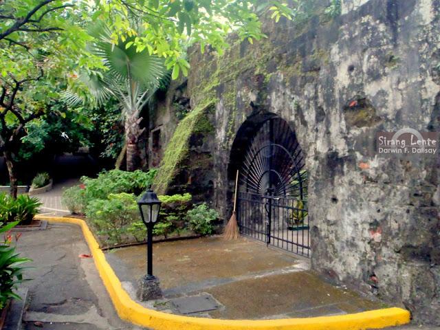 Fort Santiago History