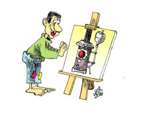 """وزارة الكهرباء """"لا تتدفّوا ع الكهربا"""".. ووزارة النفط """"لا تتدفوّا ع الغاز""""!"""