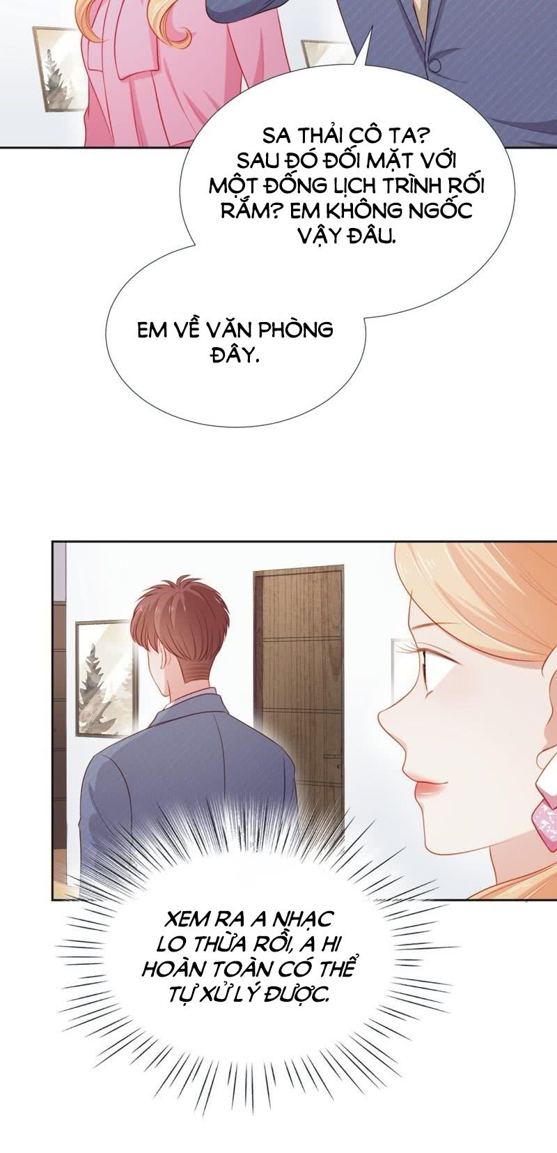 Khi Trá Luyến Nhân chap 59 - Trang 18