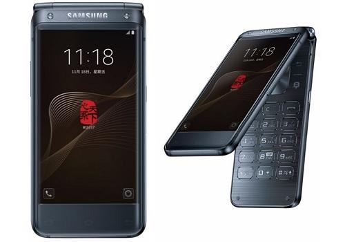Samsung-W2017-Flip-mobile