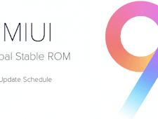 Kumpulan ROM Xiaomi Miui 9 Global Stable All Series