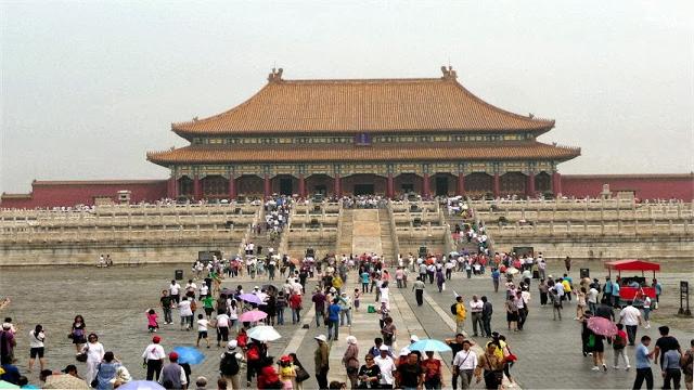 La Città Proibita di Pechino