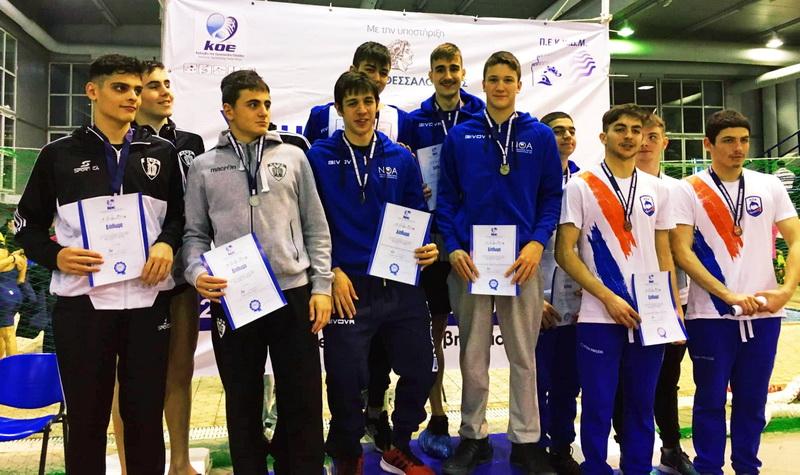 Έκλεψε τις εντυπώσεις ο Ναυταθλητικός Όμιλος Αλεξανδρούπολης στους Χειμερινούς Αγώνες Κολύμβησης Β. Ελλάδος