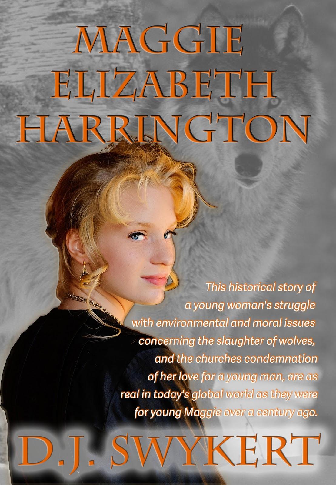 Book Review: Maggie Elizabeth Harrington By Dj Swykert