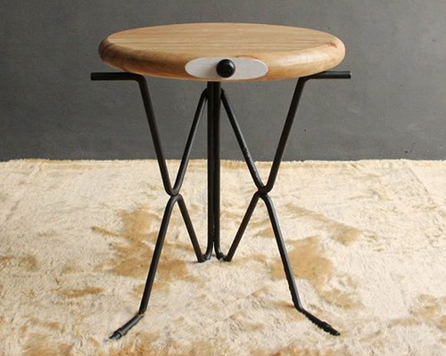Tinuku.com Studio Ayoyoo designing alien brood to translated into minimalist sculpture bench