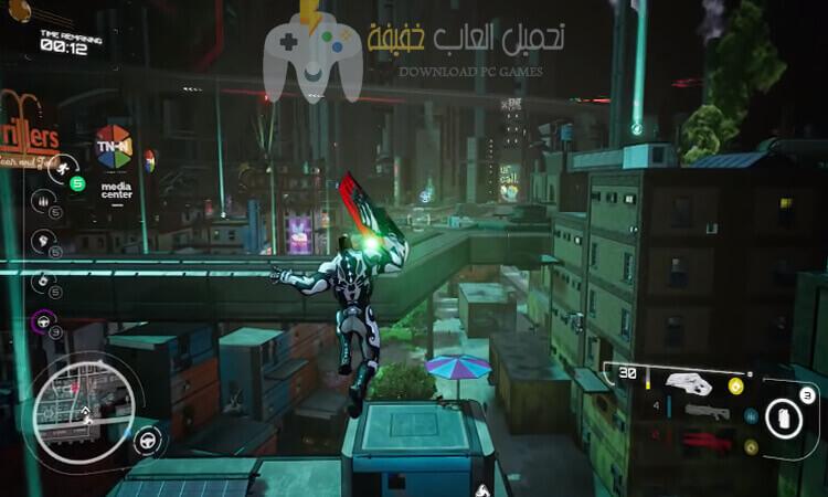 تحميل لعبة Crackdown 3 برابط مباشر
