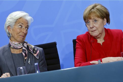 Μέρκελ: Θέλουμε το ΔΝΤ στο ελληνικό πρόγραμμα