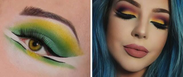 slaying makeup baddies