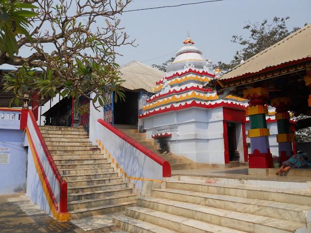 Maa Charchika Temple, Banki