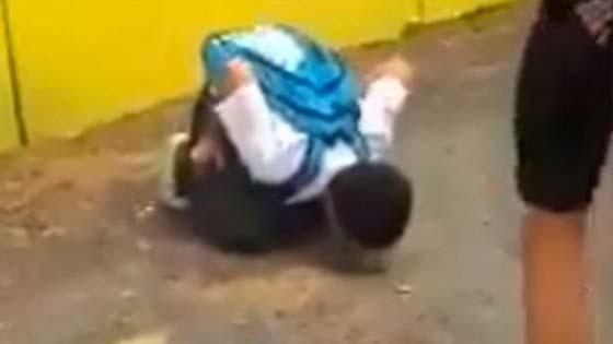 Susulan kes pelajar dipaksa jilat jalan dan menyalak seperti anjing