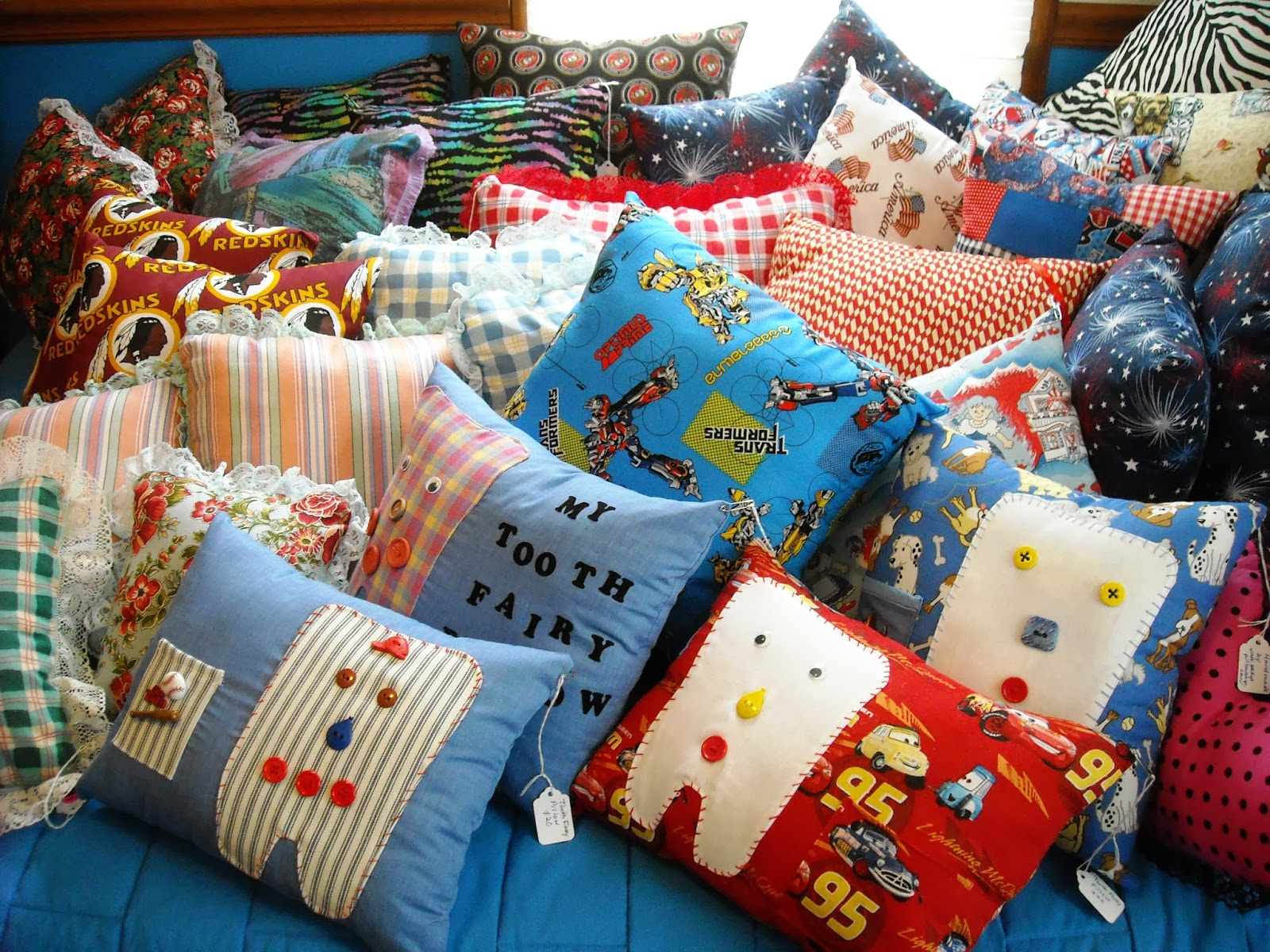 Becky s Pillow Shop   Scattered   Disordered   Solution- A New Shop!! 7a715017247b