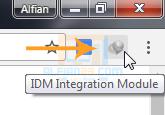menambahkan ekstensi IDm dengan mudah