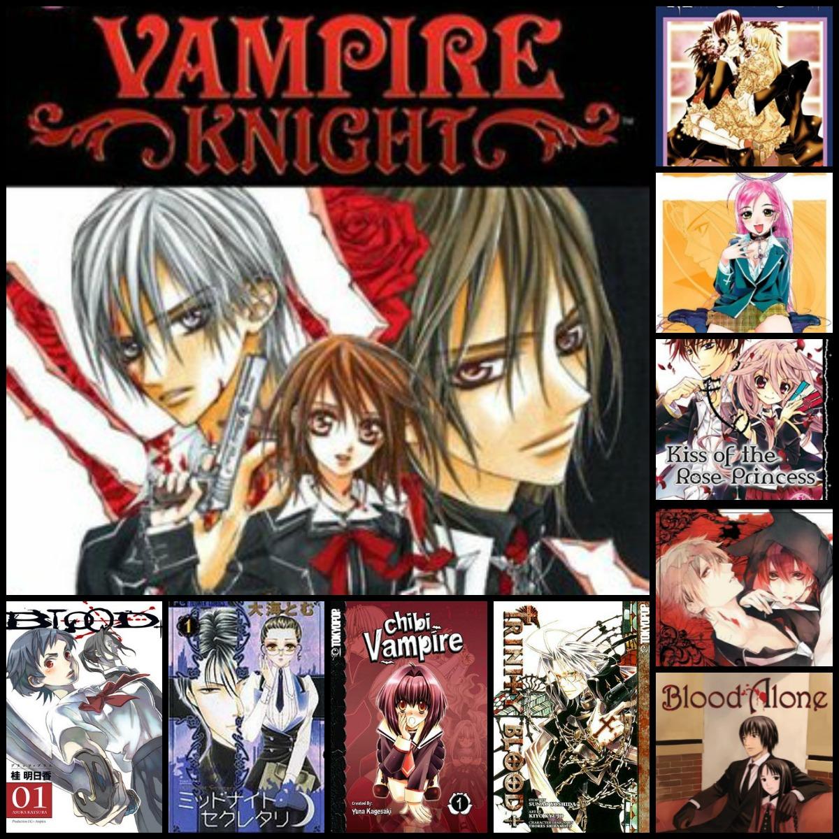 vampire romance manga