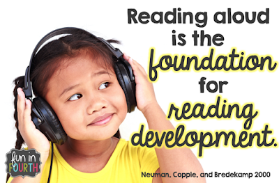 The foundation for reading development.