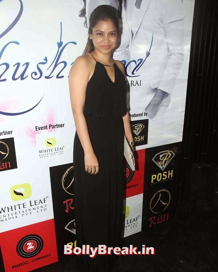 Sumona Chakravarti, 'Khushnuma' Album Launch Pics