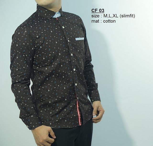 Jual Model Baju Batik Terbaru di Jombang