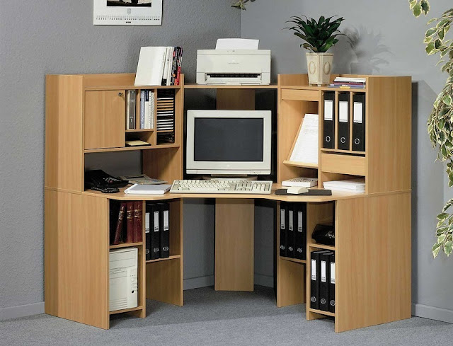 best buying cheap home office furniture corner unit for sale
