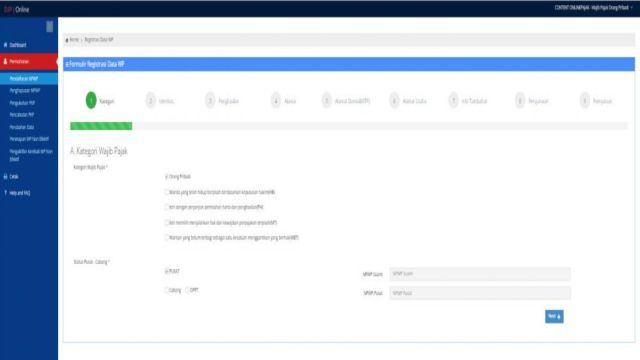 Syarat dan Cara Membuat NPWP Online dengan Mudah dan Gratis