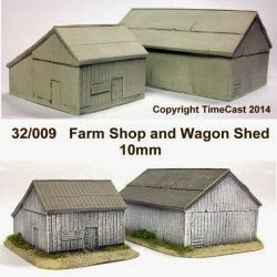 32/009 Farm Shop and Wagon Shed.