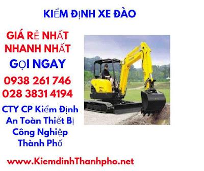 biện pháp an toàn khi vận hành xe đào