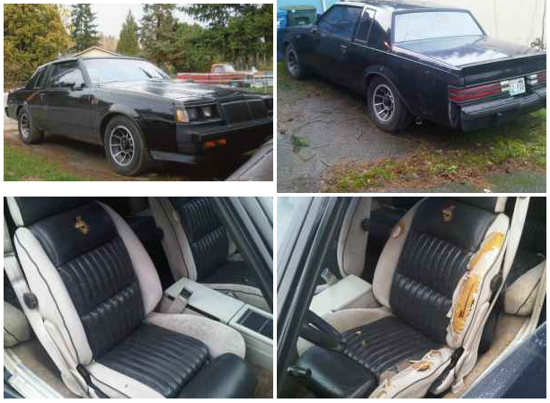1984 Buick Grand National – $4500 (Des Moines) – Groosh's Garage