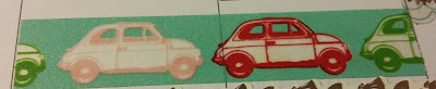 Volkswagen Bug washi tape for sale on Etsy