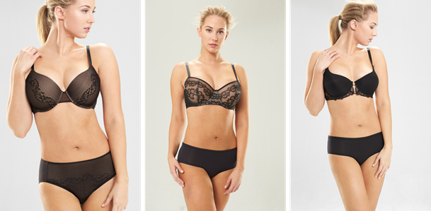 Josie Natori Full-Figured Lingerie