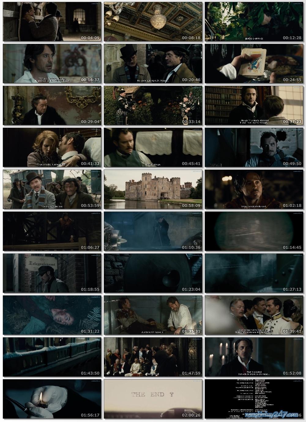 http://xemphimhay247.com - Xem phim hay 247 - Thám Tử Sherlock Holmes 2: Trò Chơi Của Bóng Đêm (2011) - Sherlock Holmes 2: A Game Of Shadows (2011)
