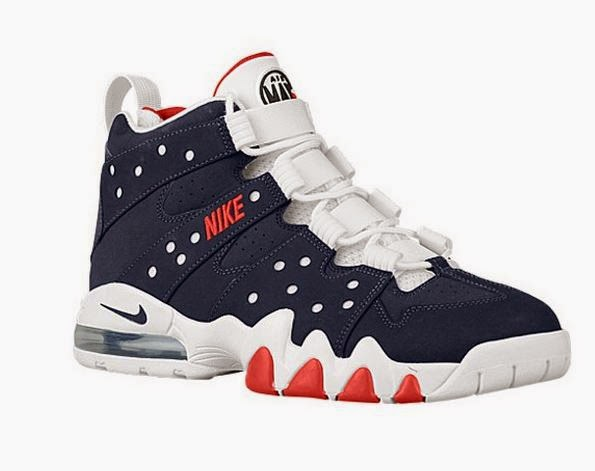 reputable site 4965c b025f ... netherlands here is a look at the nike air max barkley cb2 92 usa  sneaker available shop nike air max 2 cb charles barkley 94 black ...