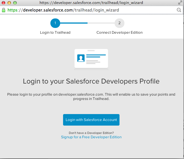 Trailhead | A learning path for Force com Platform - Oyecode