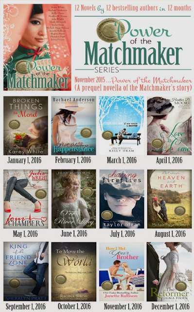 Power of the Matchmaker series